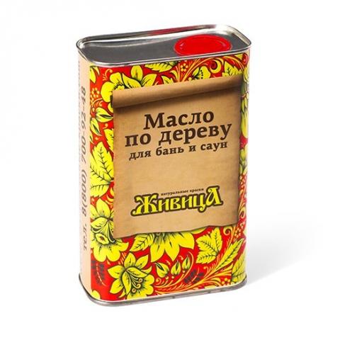 Масло Живица (Стандартная серия)